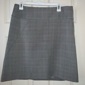 Banana Republic gray pencil skirt size 12